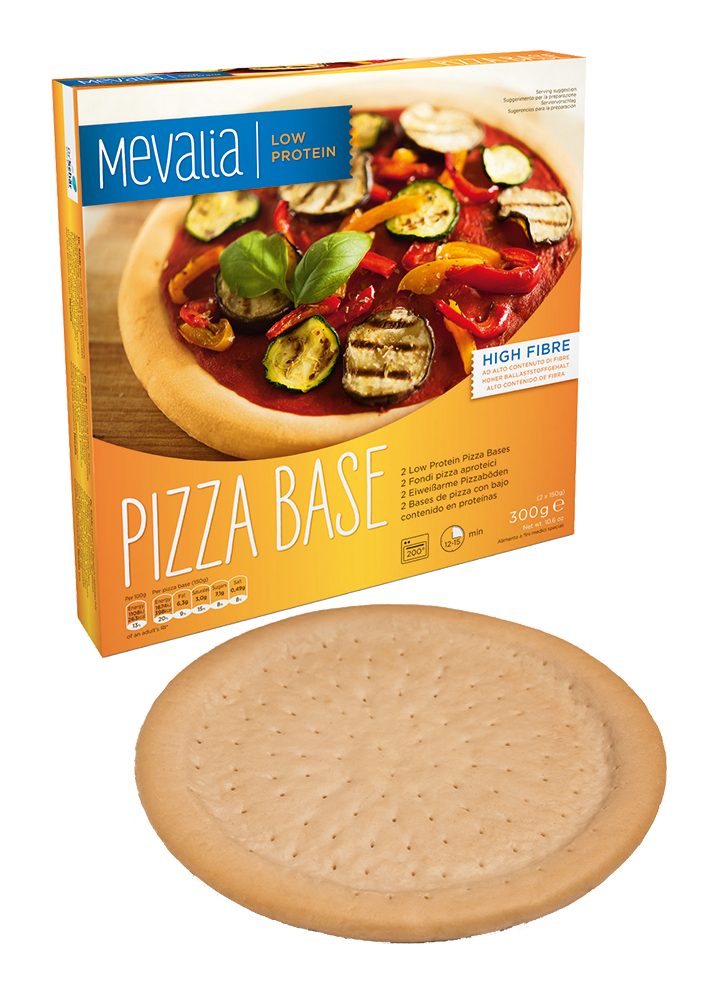 PKU Pizza Base